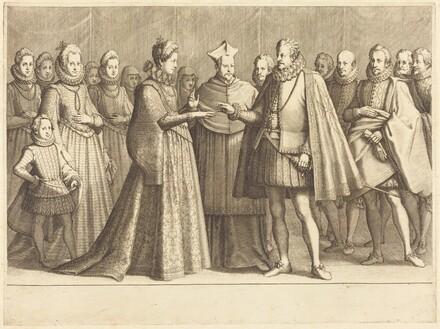 The Marriage of Ferdinando and Christine of Lorraine