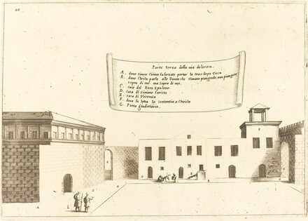 Third Part of the Via Dolorosa