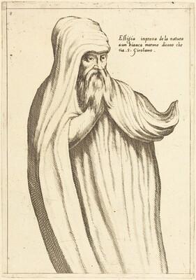 Effigy of St. Jerome