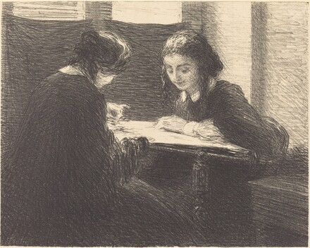 The Embroiderers (Les brodeuses)