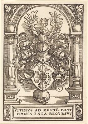 Coat of Arms of Lazarus Spengler