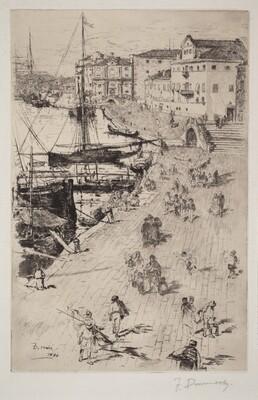 Riva degli Schiavoni, No. 2