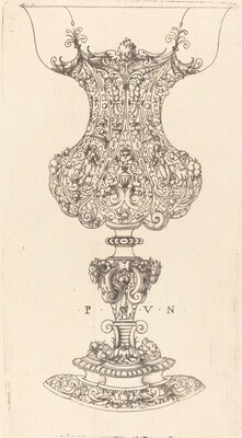 Ornamented Vase