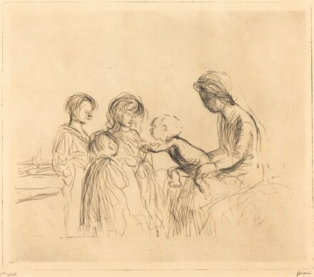 The Madonna and the Children