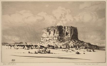 Mesa Encantada, New Mexico (no. 2)