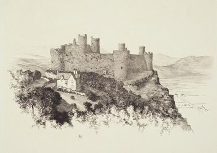 Harlech Castle, Wales