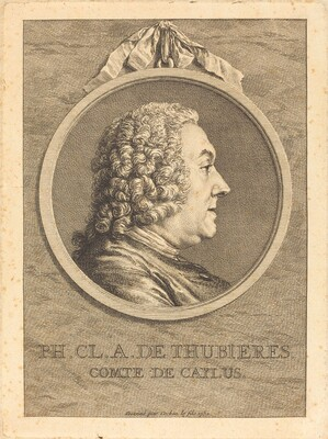 Ph.Cl.A. de Thubieres, Comte de Caylus