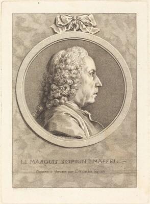 Le Marquis Scipion Maffei