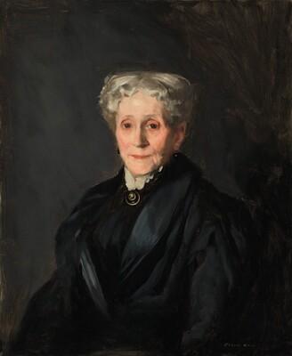 Elizabeth Virginia Laning Bradner Smith (Mrs. George Cotton Smith)