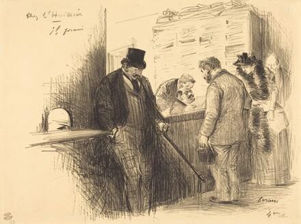 At the Bailiff's