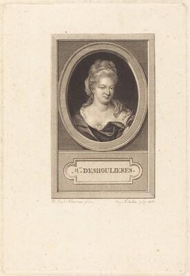 Antoinette du Ligier de La Garde Deshoulieres