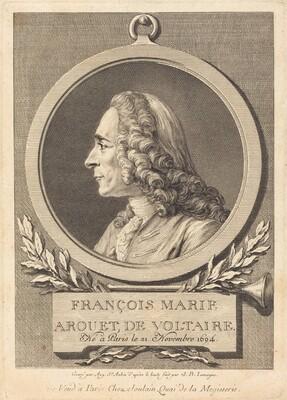 Francois Marie Arouet de Voltaire
