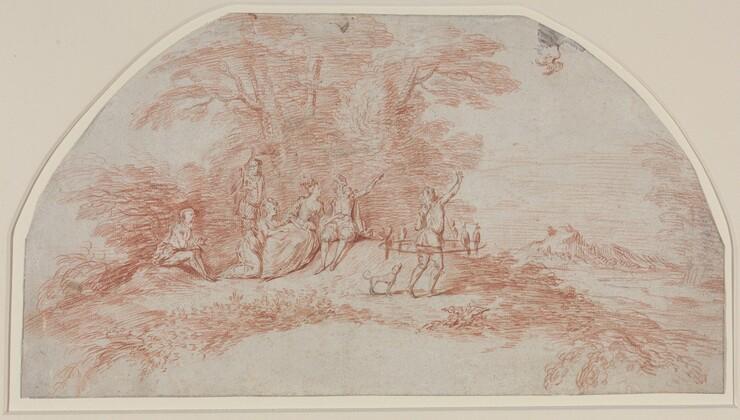 Imperial Academy Of Arts Toe Sketch