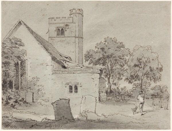Aldenham Church, Hertfordshire