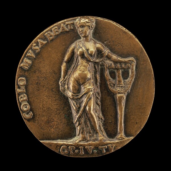 The Muse Calliope [reverse]