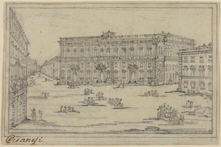 Palazzo della Consultà