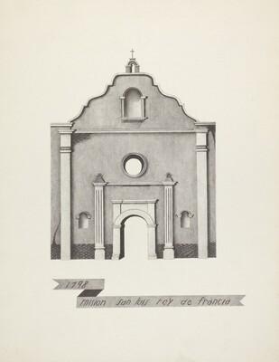 Mision San Luis Rey de Francia