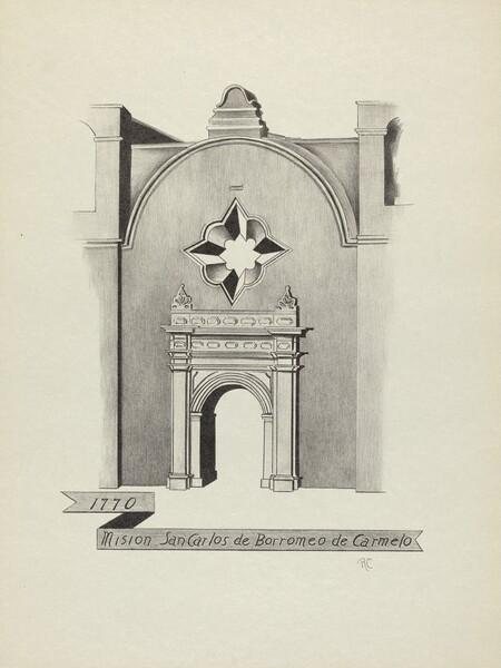 Mision San Carlos de Borromeo de Carmelo