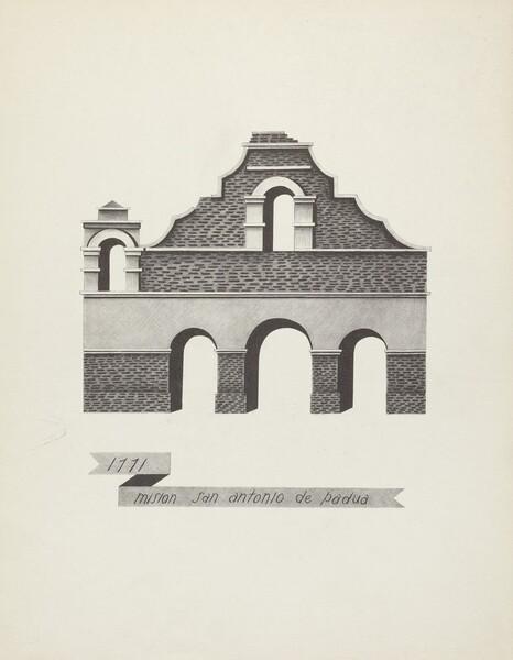 Mision San Antonio de Padua