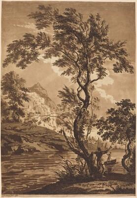 Italianate Landscape