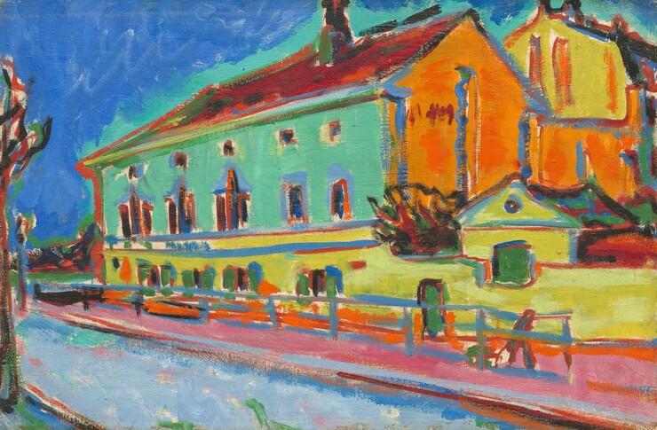 Modern Paintings: 1900 – 1950