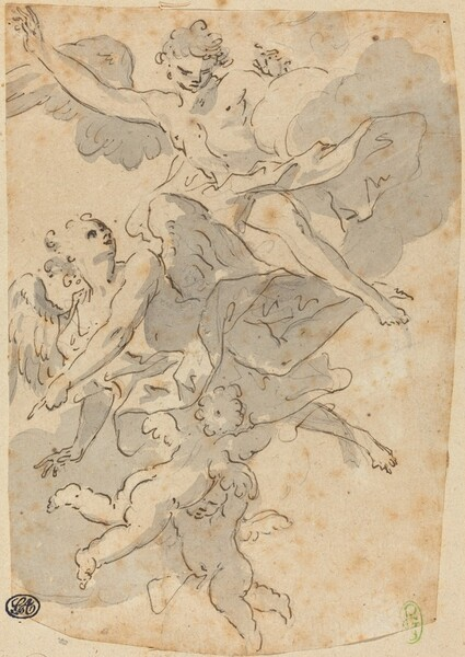 Angels and Putti