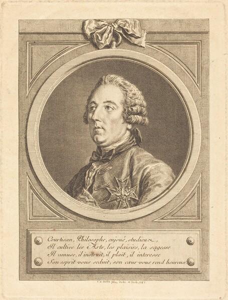 Louis Cesar de La Baume-le-Blanc