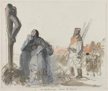 En esclavage dans le Nord