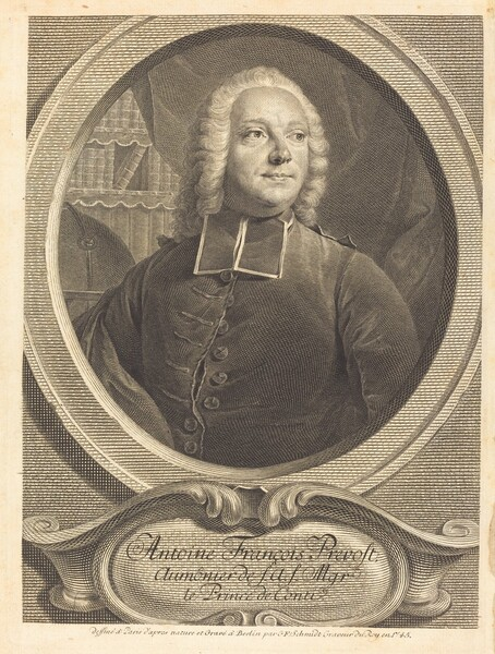 Antoine François Prevost
