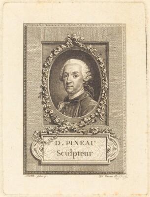 D. Pineau, Sculpteur