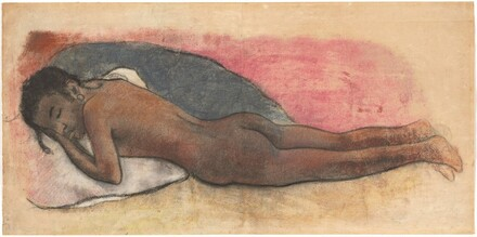 Reclining Nude [recto]