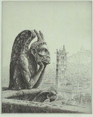 Le penseur de Notre Dame