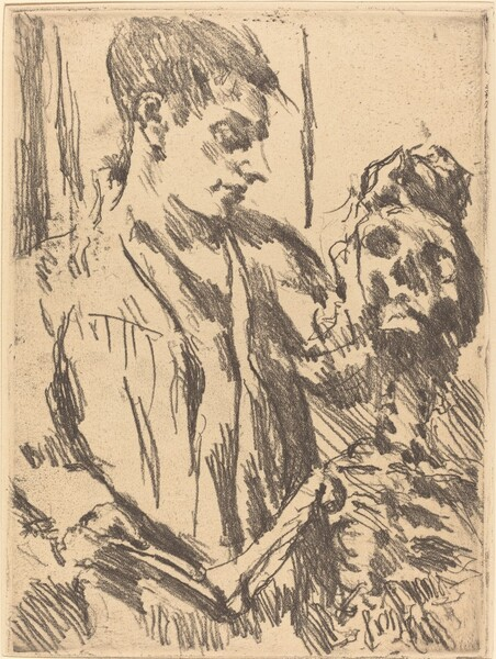 Tod und Jüngling (Death and the Young Man)