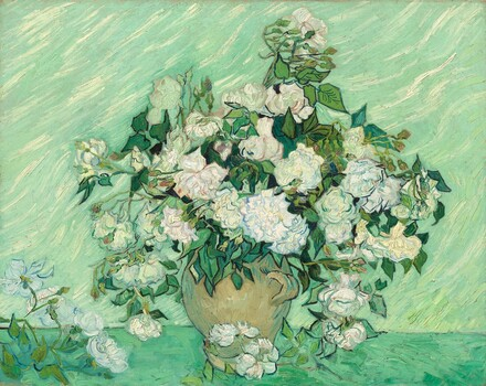 Image result for roses van gogh