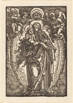 The Virgin as Queen of Heaven