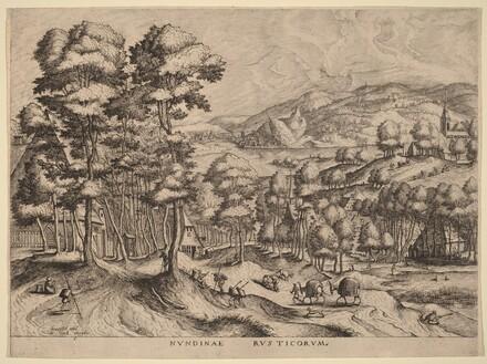 Nundinae Rusticorum (Rustic Market)