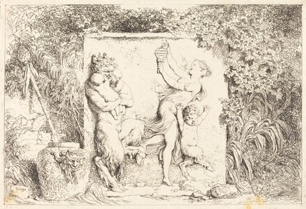 The Satyrs' Dance (Danse de satyres)