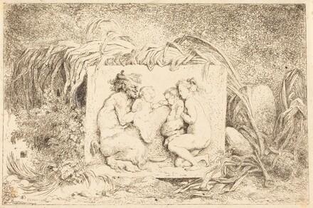 The Satyr's Family (La famille du satyre)