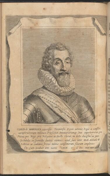 Claude de Marolles