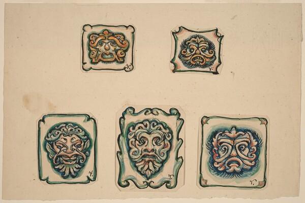 Five Heads