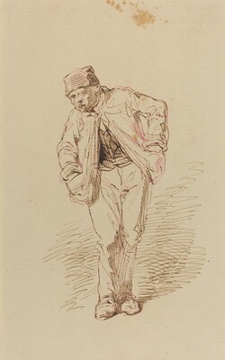 Sketch of a Man