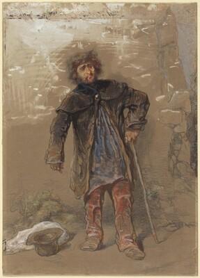 English Beggar