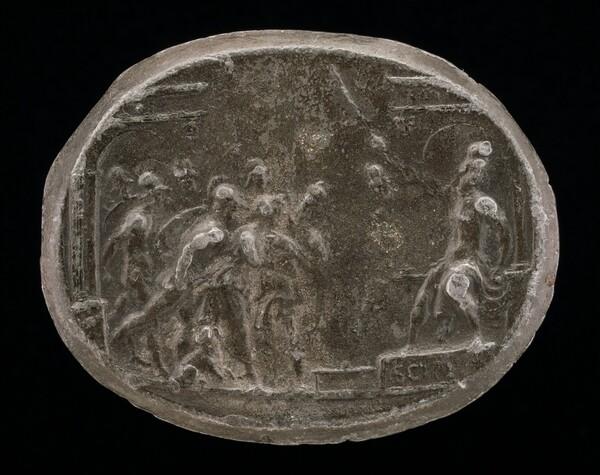 The Continence of Scipio [original sense]