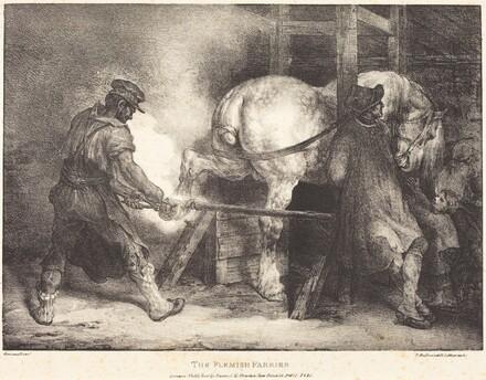 The Flemish Farrier