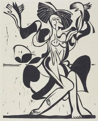Mary Wigman's Dance