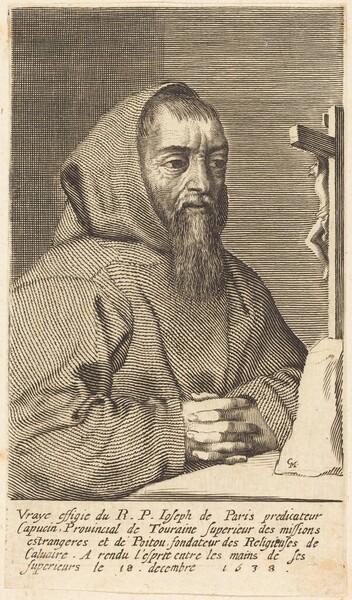 François Le Clerc Du Tremblay, Known as Père Joseph