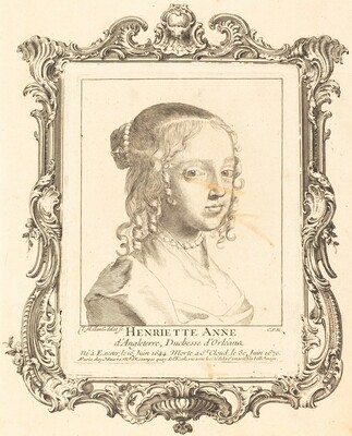 Henriette Anne of England, Duchess of Orléans