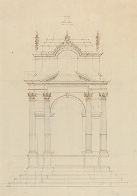 Design for a Baldaquin
