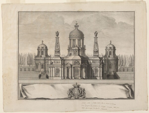 Sepulcher for the Kings of France