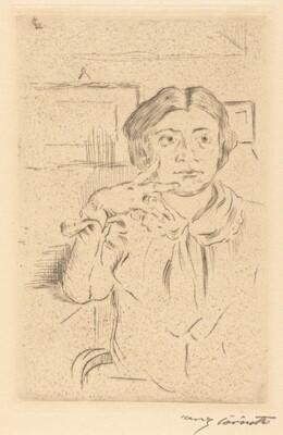 Wife of the Artist (Gattin des Künstlers)